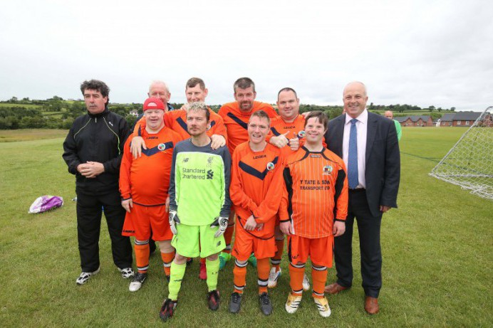 George Best Community Cup Takes Place as Soccer Centre of Excellence