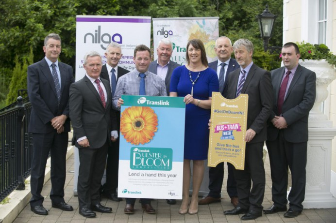 Launch of 2017 Translink Ulster in Bloom Competition