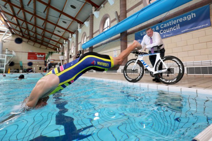 Entry Now Open for the 2018 Lisburn City Triathlon & Aquathlon