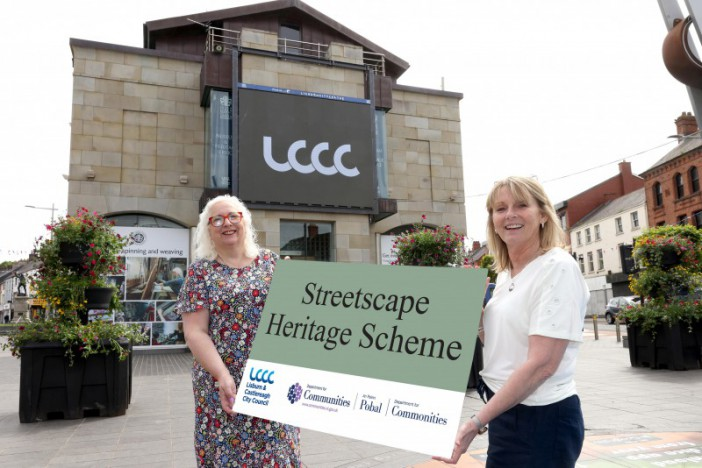 Streetscape Heritage Scheme is now open for expressions of interest