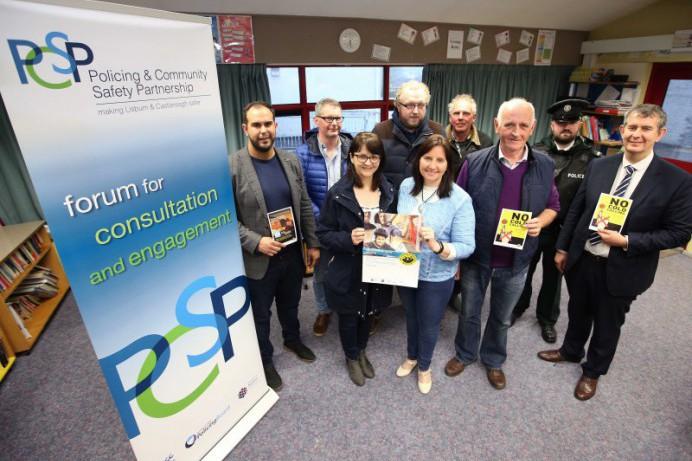 Anahilt and Magheraconluce launches a Neighbourhood Watch Scheme