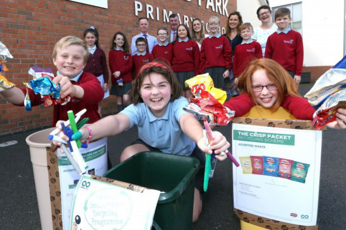 Recycling Efforts of Schoolchildren Set To Save Up to £2,000 Per Year