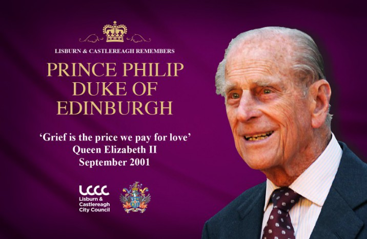 Mayor Trimble's statement of sympathy on the passing of Prince Philip