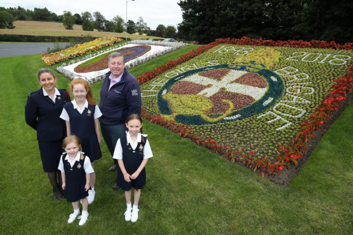 Council Marks 125 Years of the Girls' Brigade