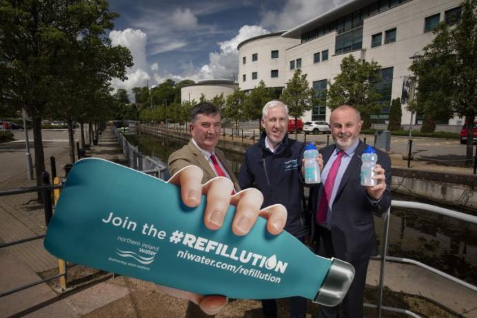 Lisburn Castlereagh Joins the Refillution!