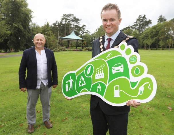 Lisburn and Castlereagh businesses urged to offset their carbon footprints - plant trees in Africa