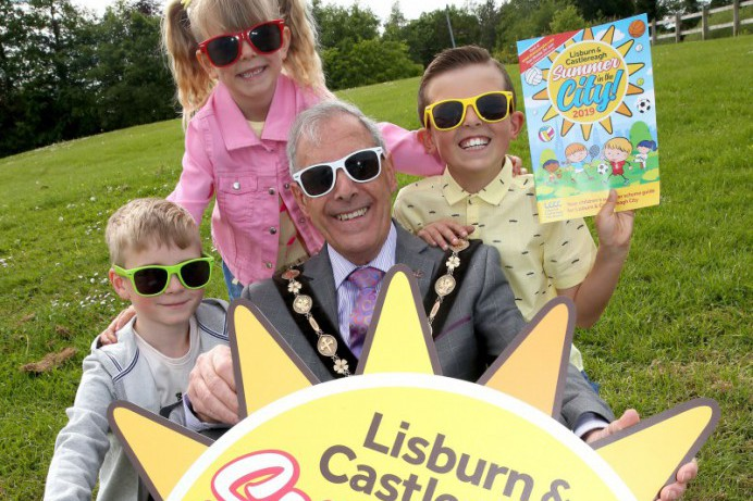Summer in the City Guide Launched across Lisburn & Castlereagh
