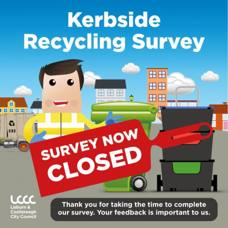 Resident Recycling Survey now closed