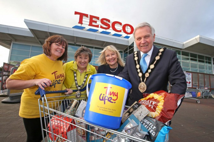 Success for Mayor's Charity Bag Pack for TinyLife