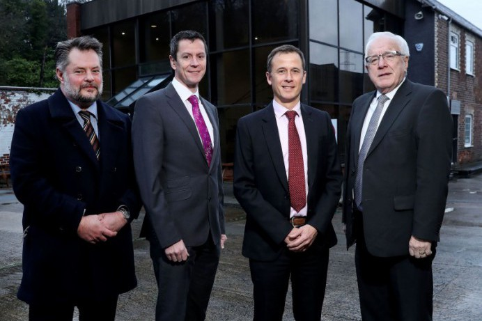 Council Congratulate Lisburn Based Manufacturer Unicorn Group on Continued Growth