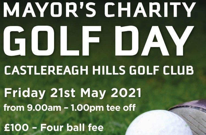 Mayor to host Charity Golf Day to raise funds for local Foodbanks
