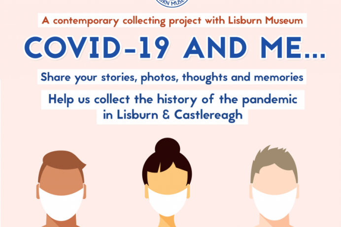 Collecting our history: 'Covid-19 and Me'