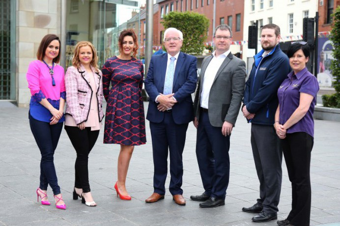 Lisburn City Centre Welcomes Street Ambassadors