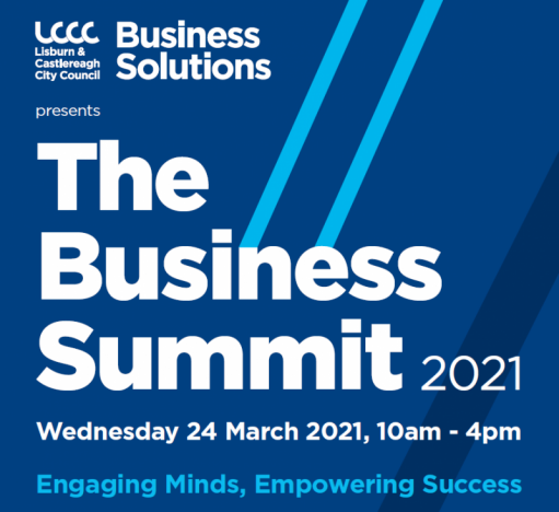 Virtual Business Summit – 'Engaging Minds, Empowering Success' for Lisburn Castlereagh Businesses