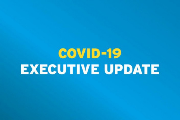 Executive extends restrictions from 6pm 22nd September