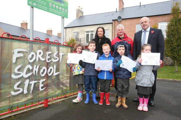 Local schools are firmly rooted in Forest initiative