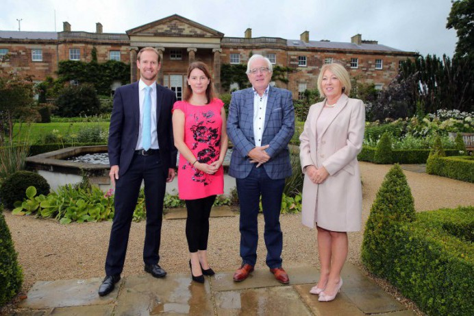Hillsborough Castle - The Jewel in the Village