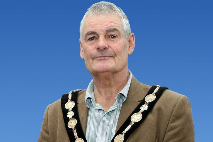 Statement by the Mayor, Cllr Morrow on recent fire at Coolmoyne House, Dunmurry