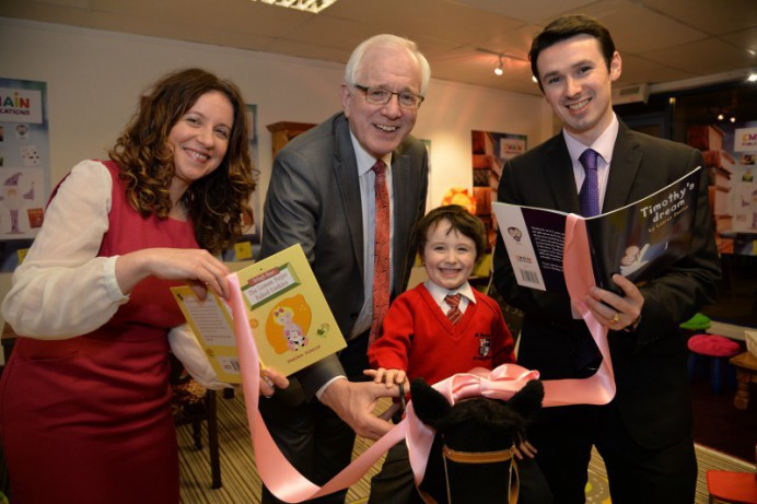 'Pop-Up' Bookshop opens at Carryduff Shopping Centre