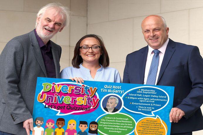 'Diversity University' Will Score Marks For Good Relations Week