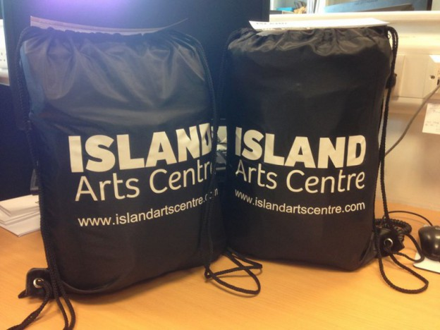 ISLAND Arts' Painting by Numbers kits for the LCCC Community!