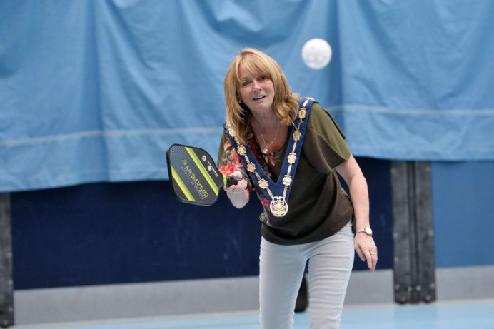 Plenty of Pickleball Fun at Pickleball Tournament