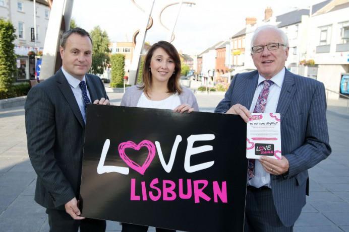 Lisburn City Centre Launches Love Lisburn Loyalty Scheme on 7th September