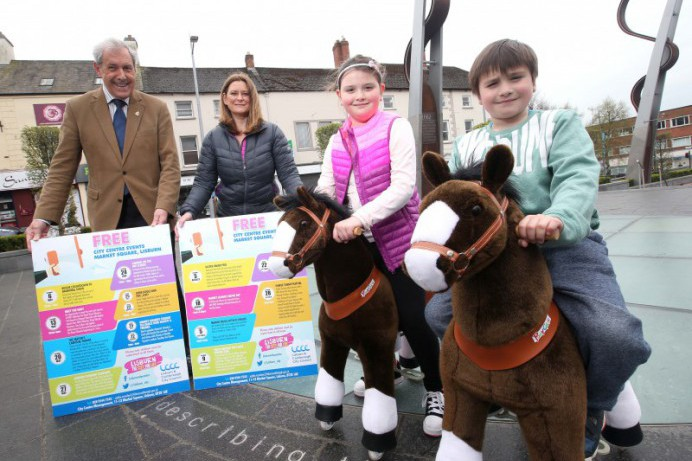 Lisburn City Centre Launches Events Guide