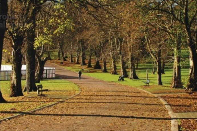 Vote for Wallace Park to Win UK Best Park Award