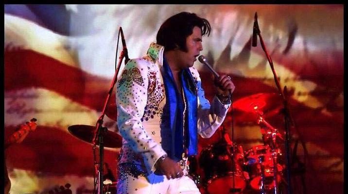 The Elvis Spectacular Show starring Ciaran Houlihan