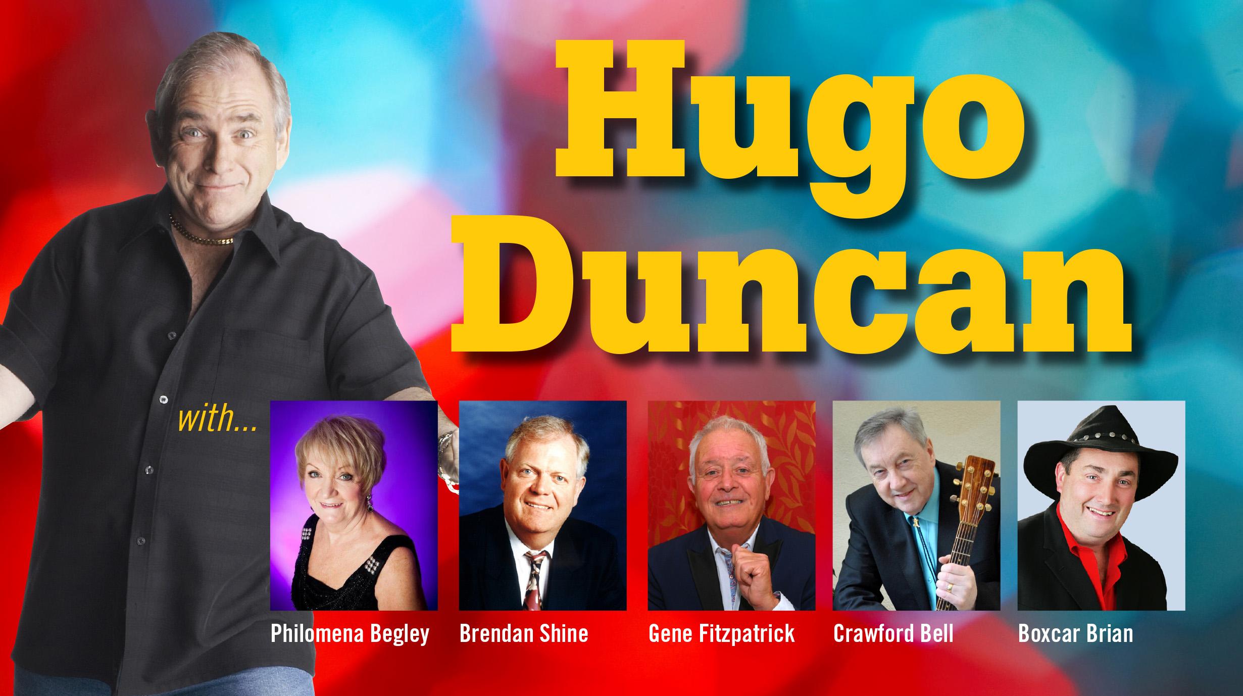 Hugo Duncan & Friends