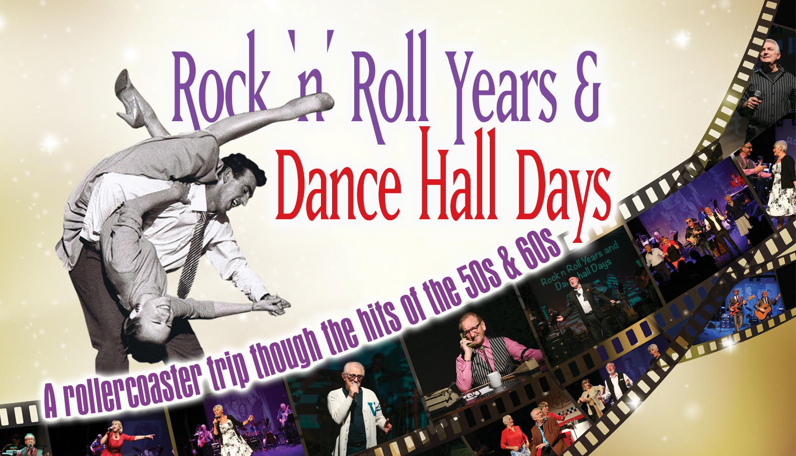 Rock  N  Roll Years & Dance Hall Days